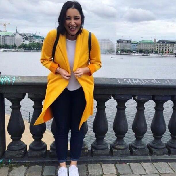 Jasmin Askari Beraterin clubhouse